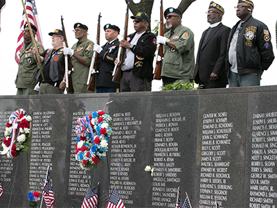Memorial Day can be traumatic for veterans